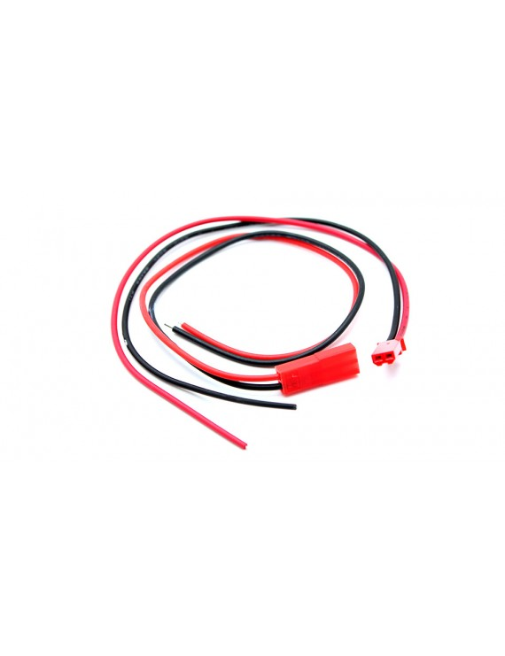 20cm DIY JST Male Female Connector Cable for R/C Models (Pair)