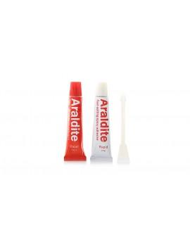 Araldite 5-Minute Rapid AB Epoxy Adhesive Glue