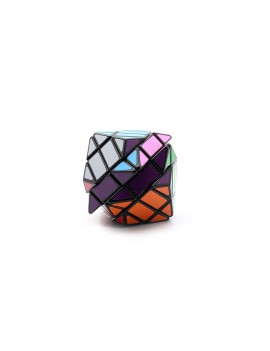 LANLAN Rhombic Dodecahedron Magic Puzzle Brain Teaser IQ Cube