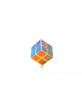 LANLAN 2x2x2 Spring Puzzle Speed Cube