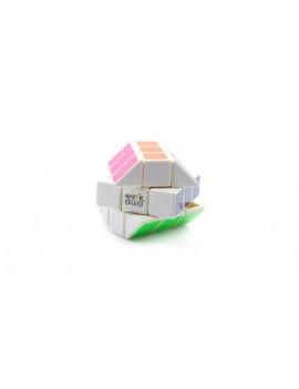 Maru 3x3x3 Irregular Puzzle Speed Cube