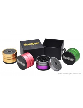 Aluminum Alloy 4 Layers Tobacco Herb Grinder Hand Muller