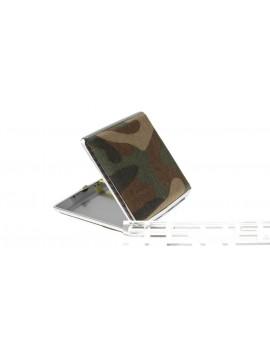Fabric + Aluminum Protective Cigarette Case Box