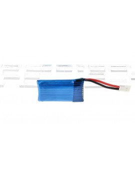 3.7V 380mAh 25C Rechargeable Li-Polymer Battery for Hubsan H107 / H107L & More (5-Pack)