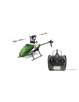 Authentic WLtoys XK K100 Falcon 2.4GHz 6CH R/C Helicopter (RTF)