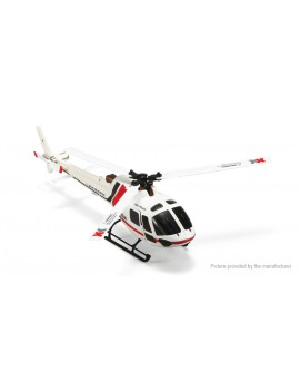 Authentic WLtoys XK K123-B AS350 6CH R/C Helicopter (BNF)