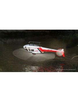 Authentic WLtoys V931 AS350 2.4GHz 6CH R/C Helicopter (RTF)