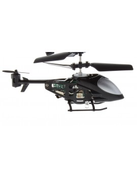Authentic QingSong QS5013 2.5CH Mini Infrared R/C Helicopter w/ Gyroscope