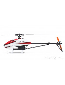 Authentic ALZRC Devil X360 FAST Flybarless Belt Drive R/C Helicopter