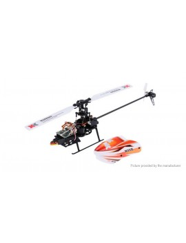 Authentic WLtoys K110 2.4GHz 6CH Flybarless R/C Helicopter