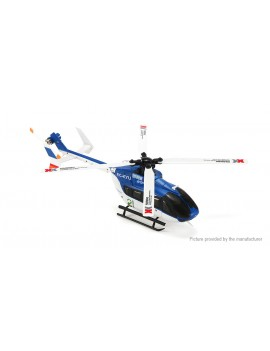 Authentic WLtoys XK K124 EC145 2.4GHz 6CH R/C Helicopter (RTF)