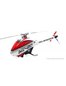 Authentic ALZRC Devil 420 FAST Flybarless Belt Drive R/C Helicopter Kit