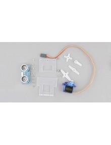 TowerPro SG90 9G Micro Servo + HC-SR04 Ultrasonic Sensor Module Kit